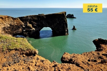 Dovolenka  - Island - SEDM DIVŮ ISLANDU