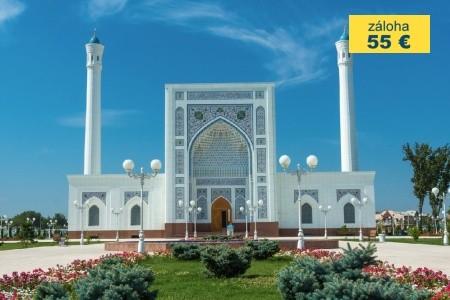 Dovolenka  - Kazachstan - KAZACHSTÁN a UZBEKISTÁN