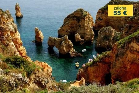Dovolenka  - Portugalsko - PORTUGALSKO – z Porta na Algarve