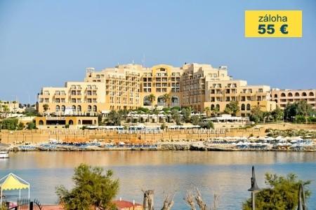 Dovolenka  - Malta - Corinthia St. George´s Bay