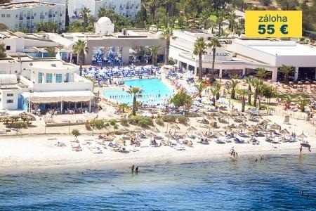 Dovolenka  - Tunisko - Hotel Eden Club & Aquapark