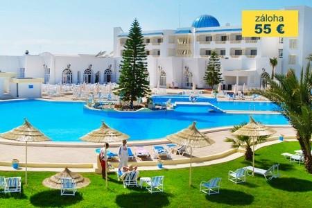 Dovolenka  - Tunisko - Hotel Liberty