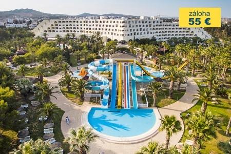 Dovolenka  - Tunisko - Magic Hotel Holiday Village Manar & Aquapark