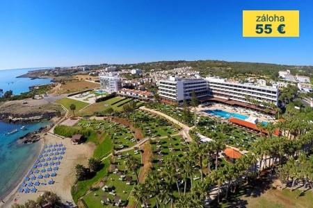Dovolenka  - Cyprus - Cavo Maris Beach