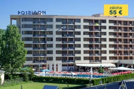 Dovolenka  - Bulharsko - Poseidon Apart Hotel