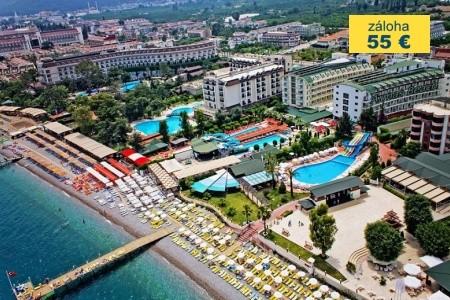 Dovolenka  - Turecko - Hotel Armas Beach