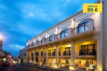 Dovolenka  - Malta - Solana Hotel & Spa