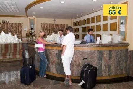 Dovolenka  - Canifor Hotel