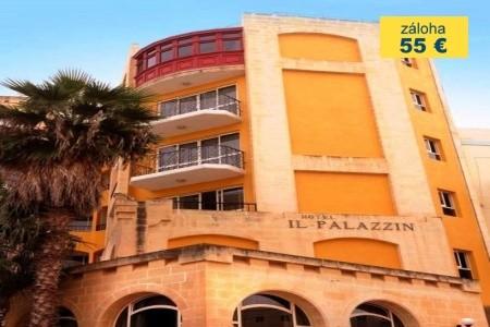 Dovolenka  - Malta - Il Palazzin Hotel