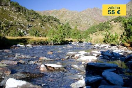 Dovolenka  - Andorra - ANDORRA, SRDCE PYRENEJÍ, 4* HOTEL