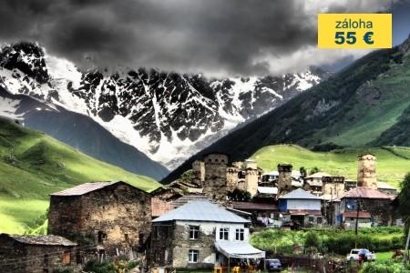 Dovolenka  - Arménsko - Arménie