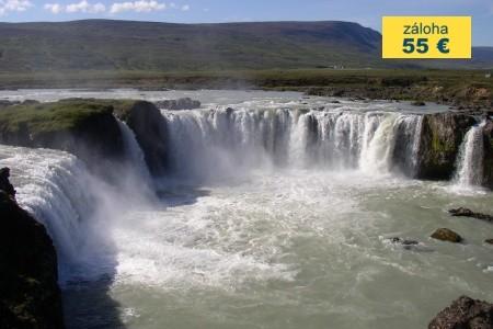 Dovolenka  - Island - Island A Vestmannaeyjar - Ostrovy Ohně A Ledu - Letecky