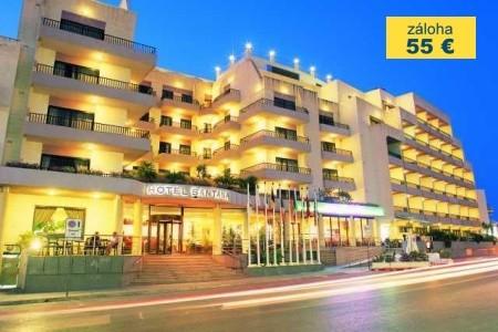 Dovolenka  - Malta - Santana Hotel