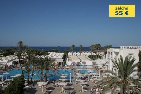 Tunisko, Port El Kantaoui, El Mouradi Club Kantaoui