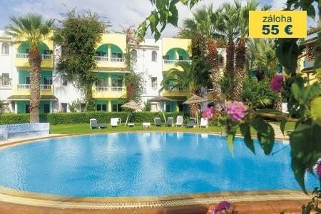 Magic Hotel Caribbean World Mahdia