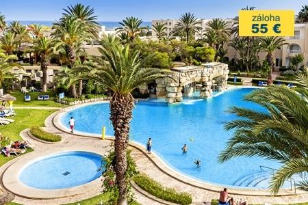 Dovolenka  - Tunisko - Club Magic Life Africana Imperial & Aquapark