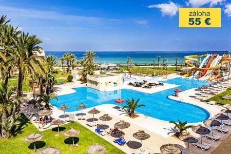 Dovolenka  - Tunisko - Magic Hotel Skanes Family Resort & Aquapark