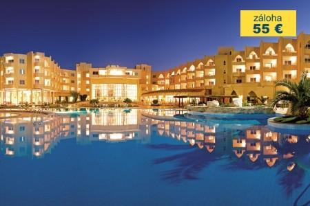 Dovolenka  - Tunisko - Hotel Skanes Serail & Aquapark
