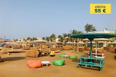 Egypt Hurghada Desert Rose Resort 15 dňový pobyt All Inclusive Letecky Letisko: Piešťany august 2019 (16/08/19-30/08/19)