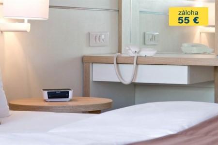 Čierna Hora Petrovac Hotel Castel Lastva 8 dňový pobyt Polpenzia Letecky Letisko: Praha júl 2019 (20/07/19-27/07/19)
