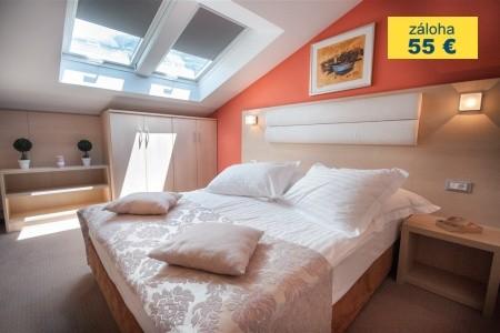 Chorvátsko Makarska Hotel Maritimo 8 dňový pobyt Polpenzia Letecky Letisko: Praha jún 2019 (15/06/19-22/06/19)