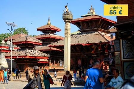Krásy Nepálu