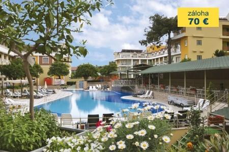 Dovolenka  - Turecko - Hotel Tu Casa Gelidonya