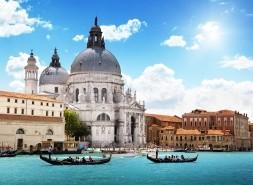 Silvester v Benátkach