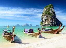 Silvester v Thajsku