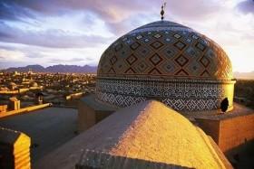 ÍRÁN KOMFORTNĚJI - Starobylá perská říše
