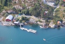 Rybolov - Ostrov Hitra - Knarlagsund