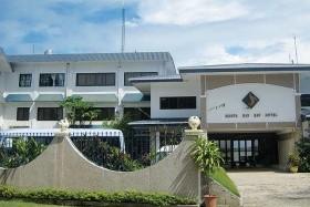 Manta Ray Bay Resort   Yap