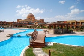 Abu Dabbab Beach & Resort