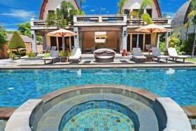 Prama Sanur Beach Hotel, Sanur Beach, Bali, Villa Ombak, Gilli Trawangan
