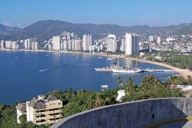 Hotel Metropol, Mexico City, Hotel Copacabana, Acapulco