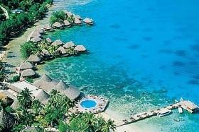 Sofitel Bora Bora Private Island, Bora Bora, Manava Suite Resort , Tahiti