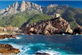 Korsika - krásy Napoleonova ostrova