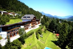 Hotel Ferienalm Schladming Ve Schladmingu