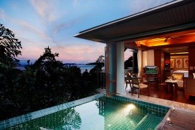 Centara Grand Beach Resort, Krabi, Bangkok Palace Hotel, Bangkok