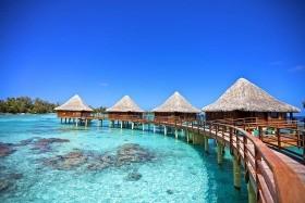 Kia Ora Village, Rangiroa, Intercontinental Resort Tahiti