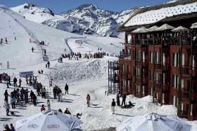 Hotel Tres Puntas, Chile-Valle Nevado