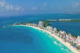 Hotel Dos Playas, Cancún
