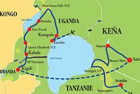 Veľká cesta východnou Afrikou