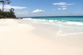 Ostrovy Whitsundays (Daydream Island) A Sydney