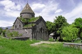 Arménie - Gruzie - Ázerbájdžán