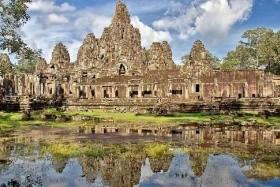 Kambodža a Bangkok za 17 dní