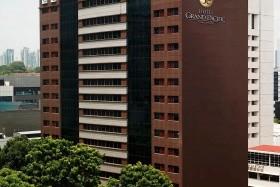 Grand Pacific Hotel, Singapur