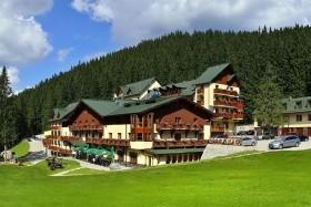 Ski & Wellness Residence Družba .