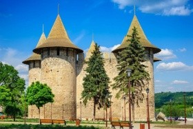 Moldavsko, Rumunsko a Delta Dunaja, Cluj - Napoca, Soroca, Orheiul Vechi, Capriana, Cricova, Kišinev, Delta Dunaja, Berca