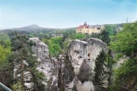 Český ráj, Kuks a Babiččino údolí